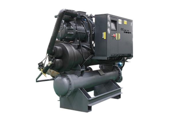 壳管式冷水机