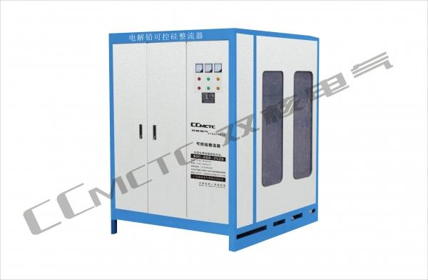 电解铅可控硅整流器